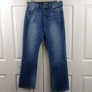 Lucky Brand Easy Rider Ankle Jeans